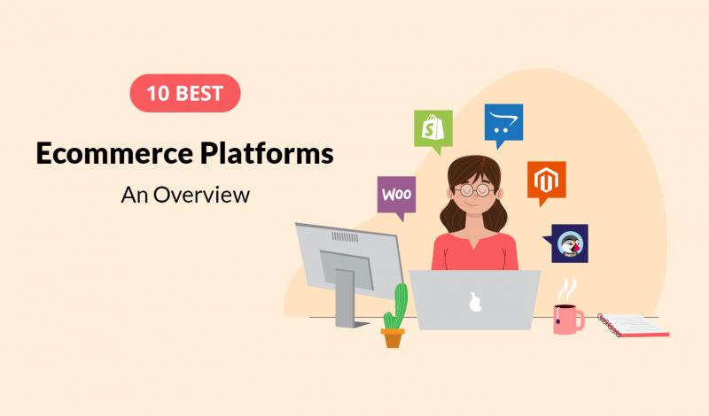 Best Ecommerce Platforms: An Overview