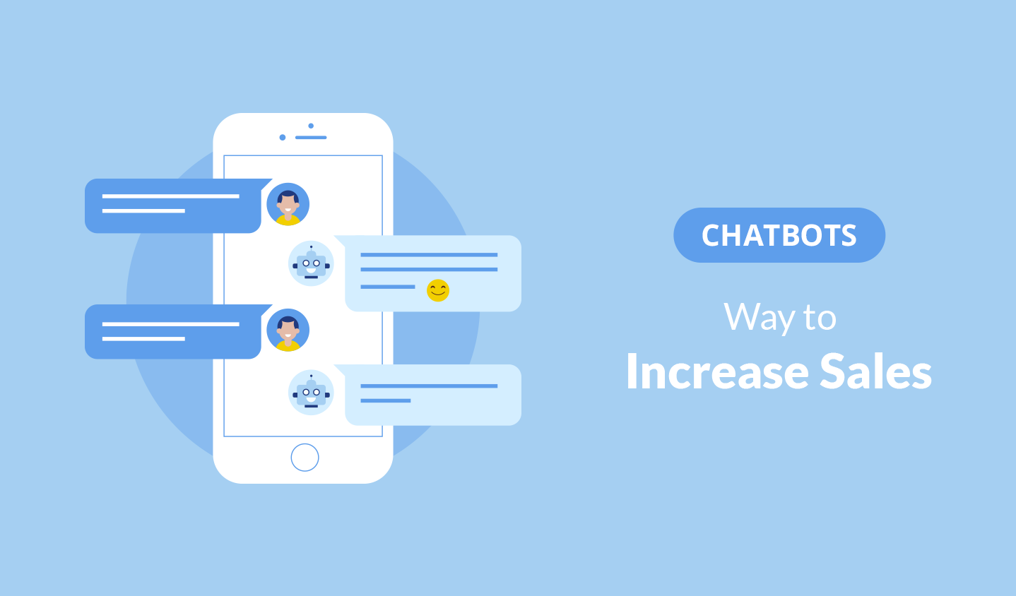 Ecommerce Chatbots: Ways to Increase Sales