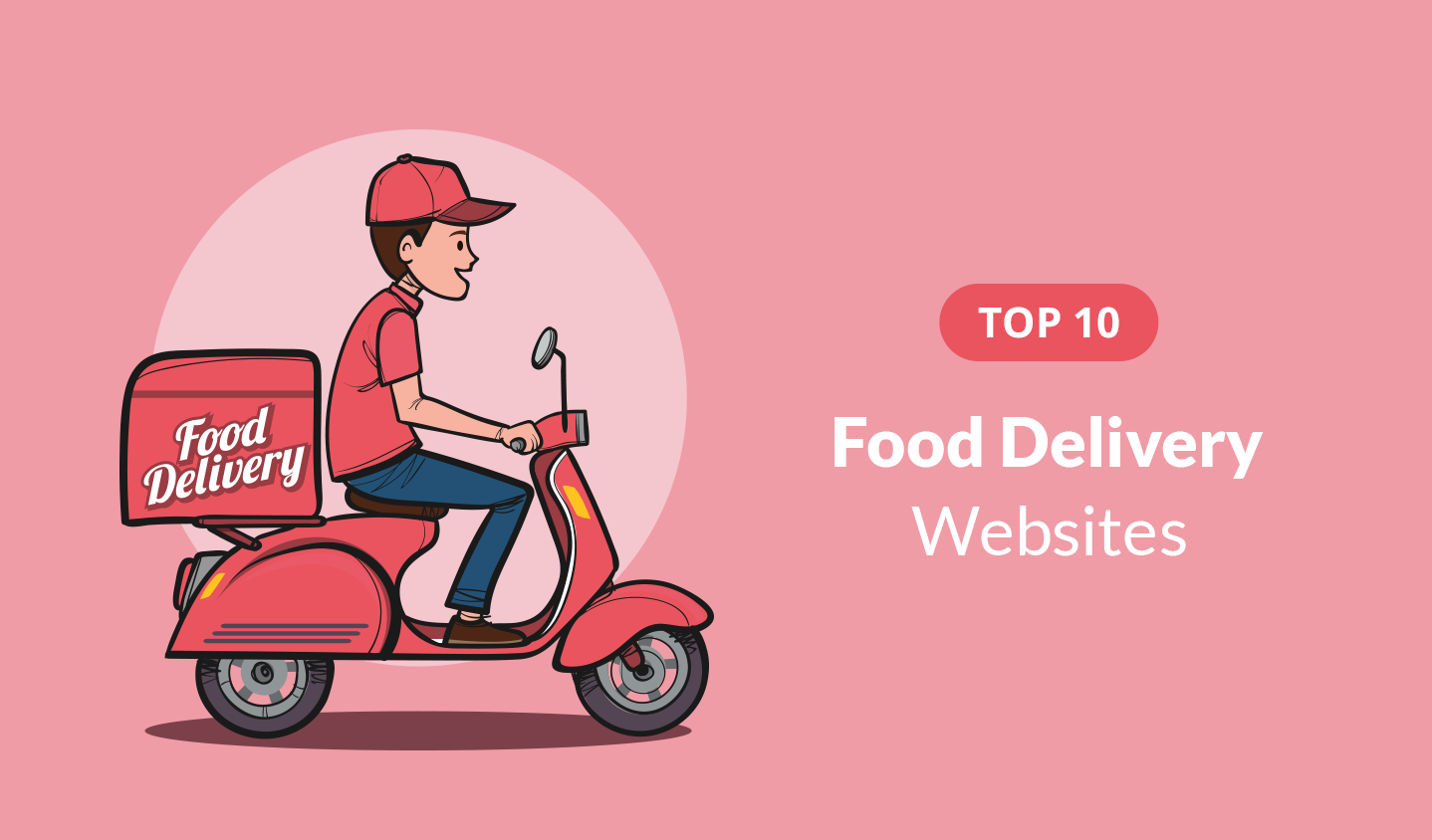 Top 10 Online Food delivery websites