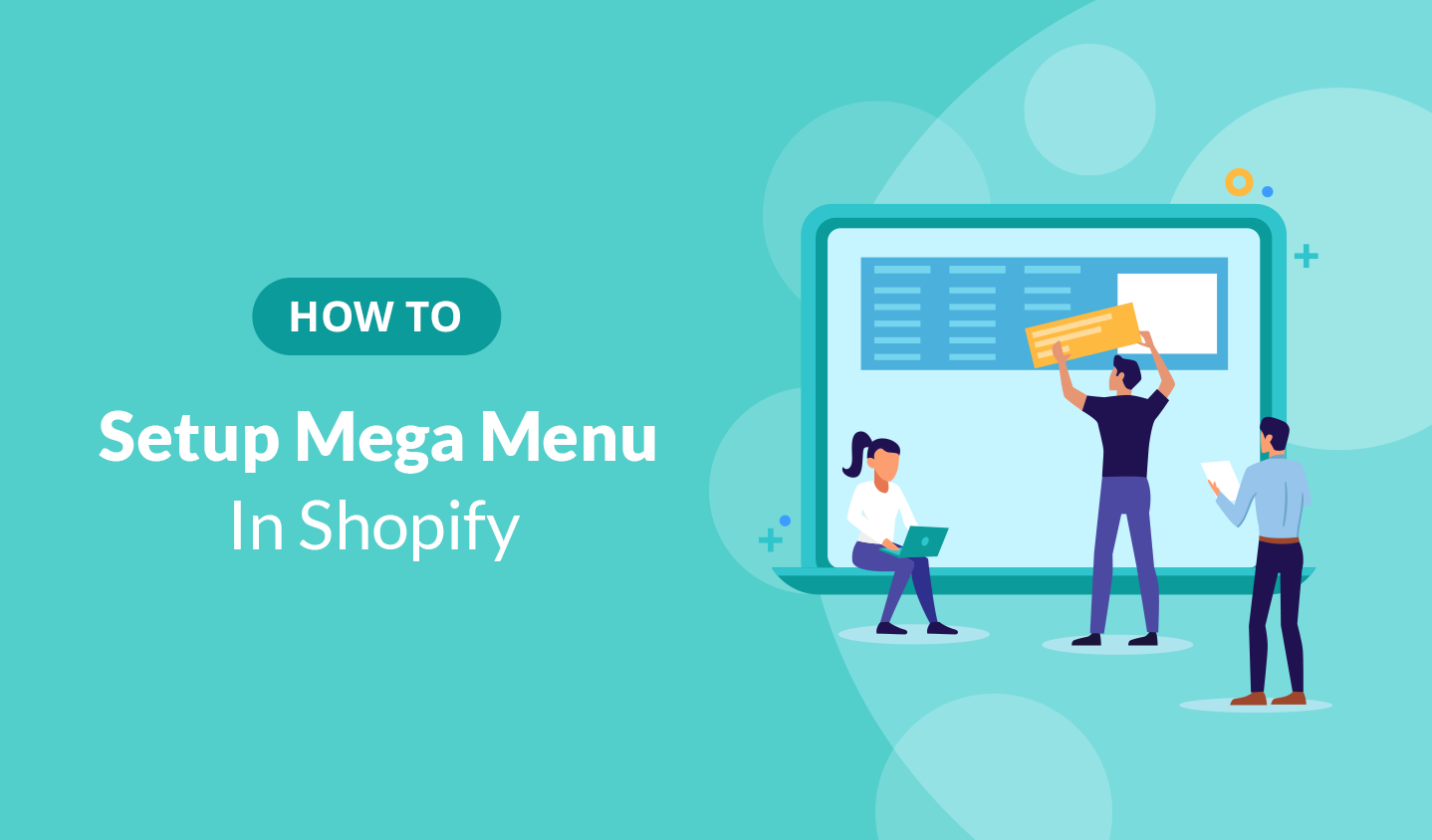 How to set up a Mega Menu in Shopify