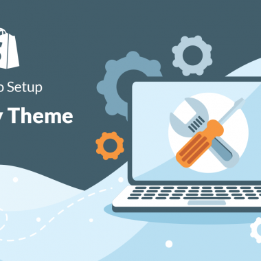 How to Setup Theme in Shopify