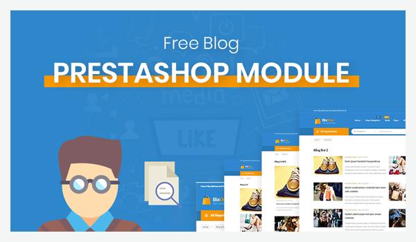 Blog Platform | PrestaBrain