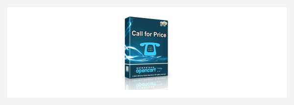 Call for Price with Add to Cart button | GoGo OpenCart