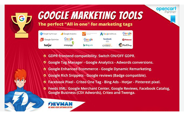 Google Marketing Tools | iSenseLabs