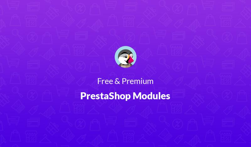 Free and Premium PrestaShop Modules