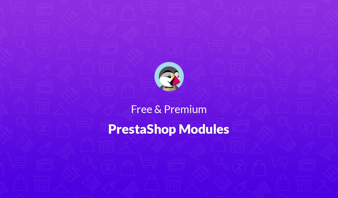 Free and Premium PrestaShop Modules