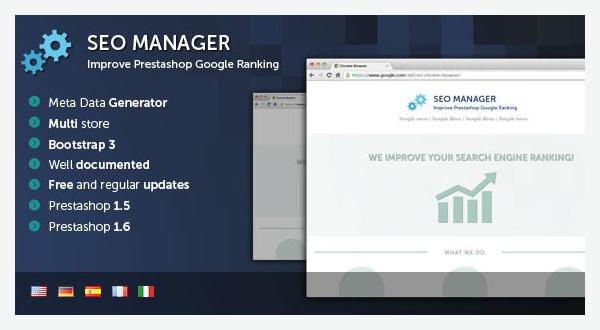 SEO Manager | Onasusweb