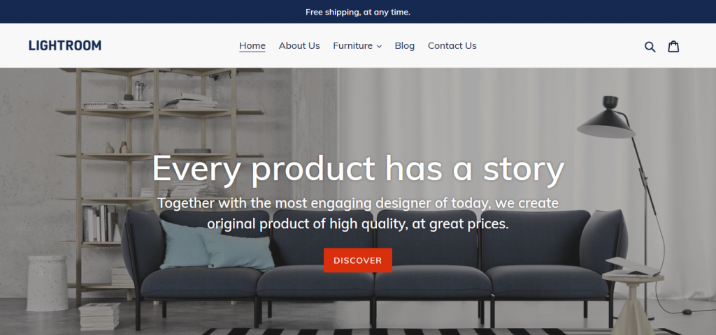 10+ Best Free Shopify Themes for 2020 (Responsive & Mobile-Ready)