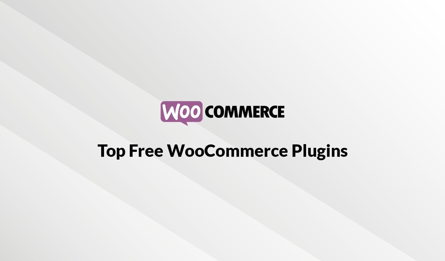 10+ Top Free WooCommerce Plugins 2020