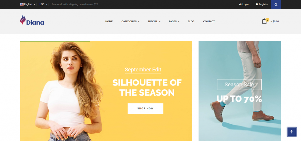 Best Free PrestaShop Theme & Templates