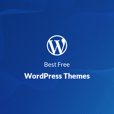 20+ Best Free WordPress Themes for 2020