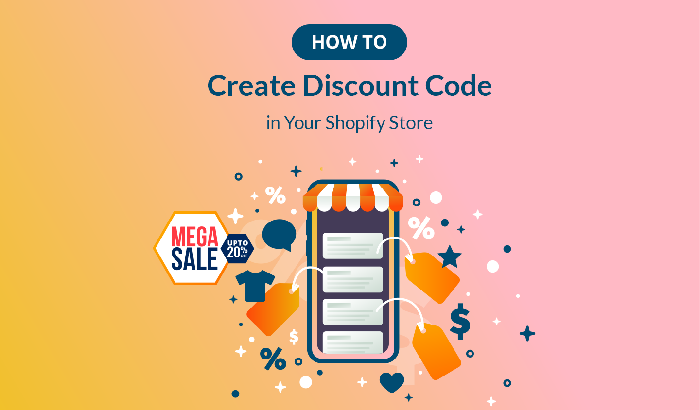 How to Create Discount Code in Your Shopify Store