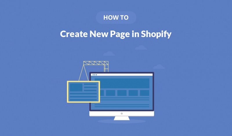 How to Create New Page in Shopify
