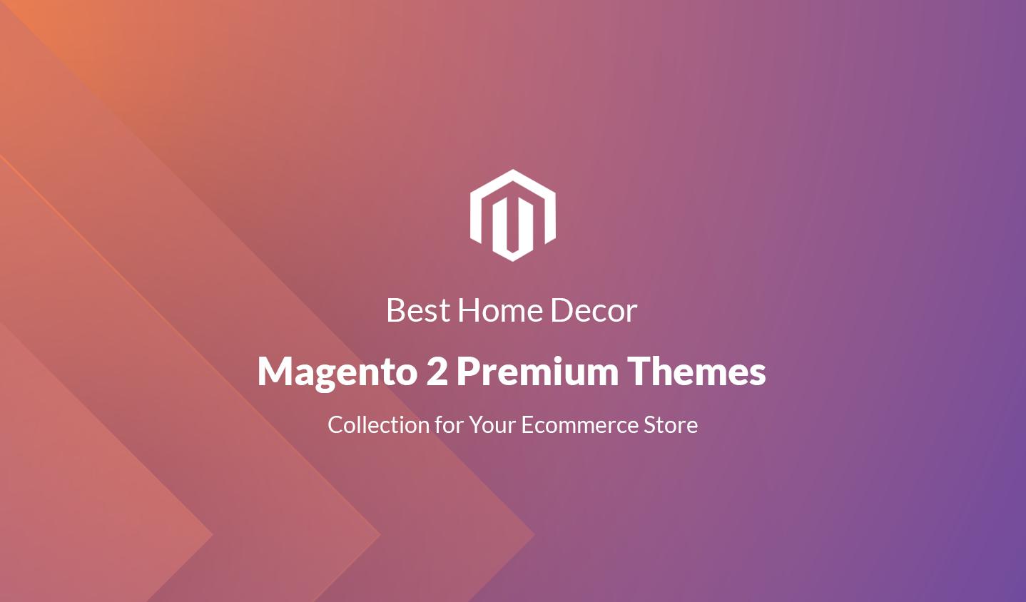 Best Home Decor Magento 2 Premium Themes