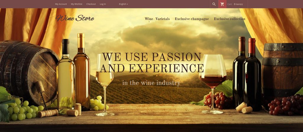 Top Premium Magento 2 Themes To Build Food & Beverage Website