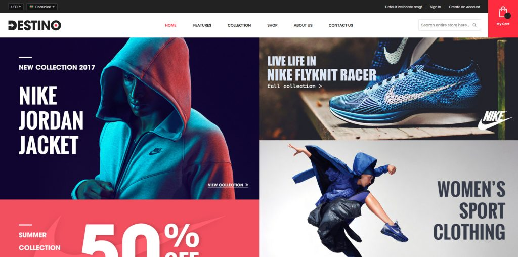 Top Fitness and Sports Magento 2 Themes To Build Your Store