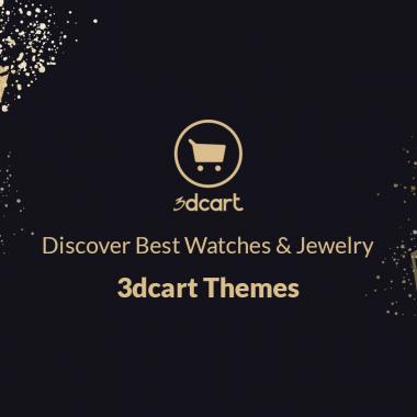 Best Watches & Jewelry 3dcart Themes