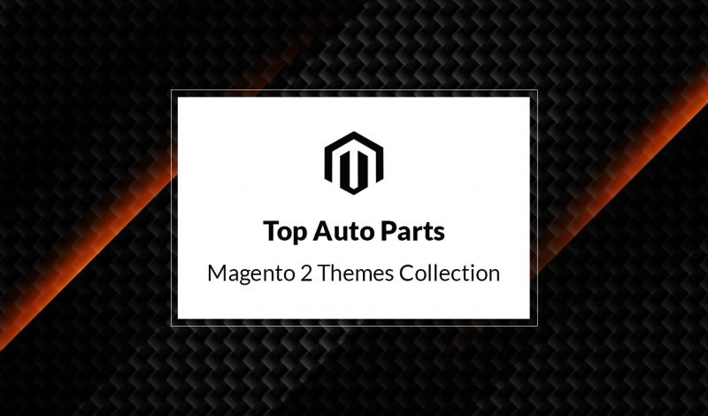 Top Auto Parts Magento 2 Themes