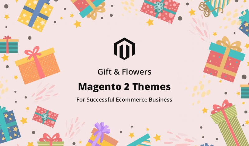 Top Gift & Flowers Magento 2 Themes