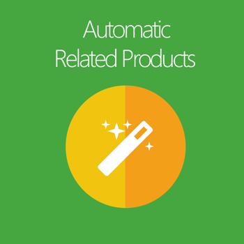 Automatic Related Products - Product Enhancements Magento 2 Extension