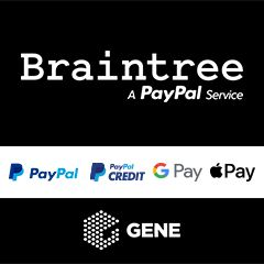 Braintree Payments - Payment & Security Magento 2 Extension