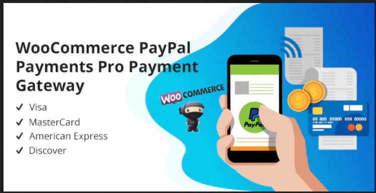 PayPal Payments Pro Payment Gateway - Third Party WooCommerce Plugin