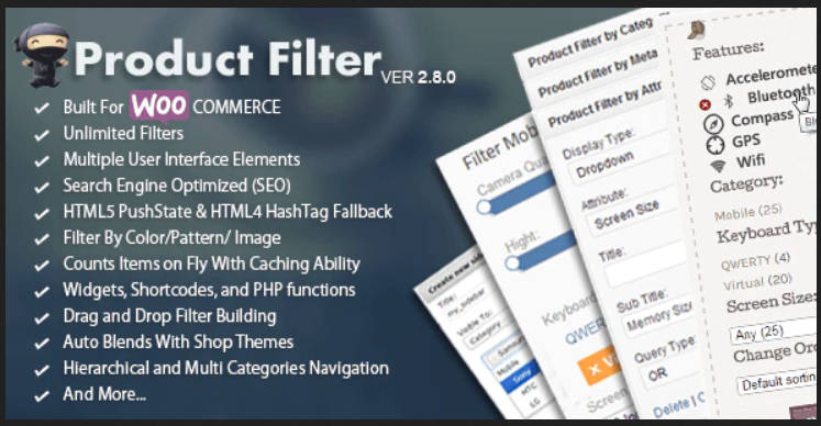 WooCommerce AJAX Product Filter