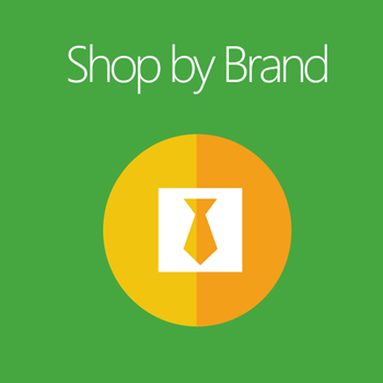 Shop By Brand - Product Enhancements Magento 2 Extension