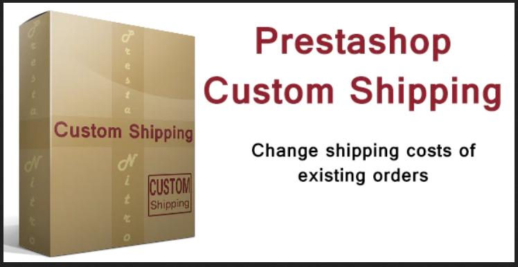 Custom Shipping - Shipping PrestaShop Module