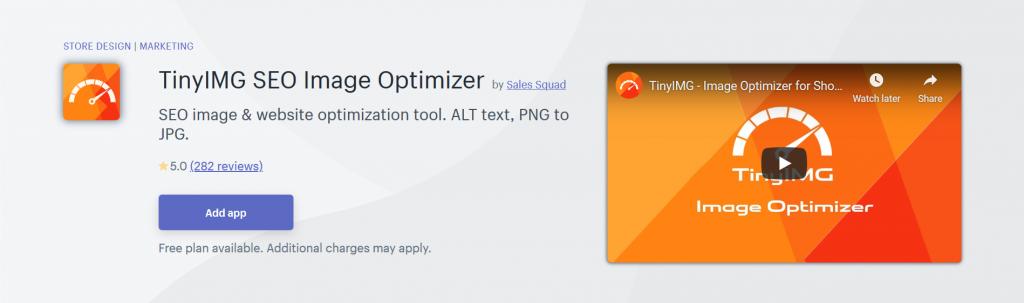 TinyIMG SEO Image Optimizer