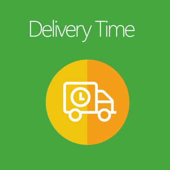 Magento 2 Delivery Time / Date