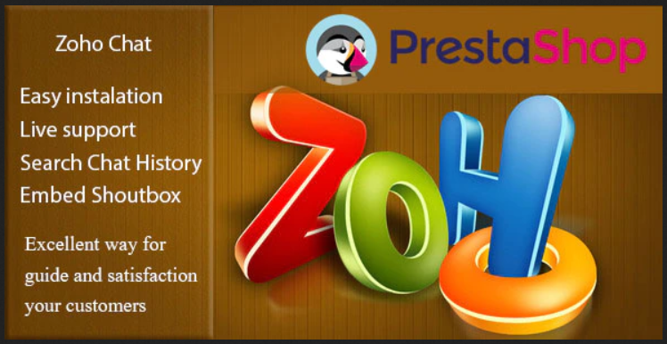 Prestashop Module Perfect Live Chat Zoho Support Online