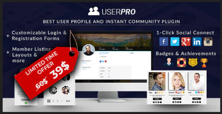 UserPro WordPress Plugin