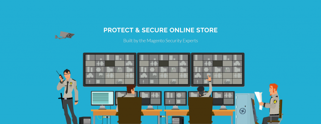 Magento 2 Security Designed