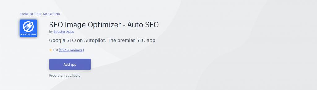 SEO Image Optimizer - Auto SEO