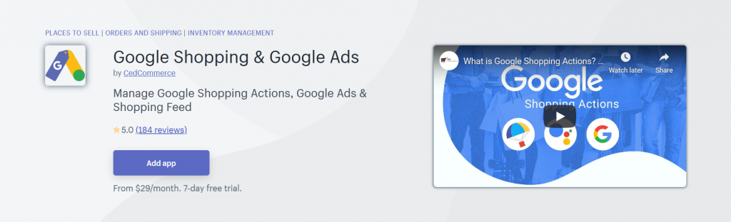 Google Shopping & Google Ads