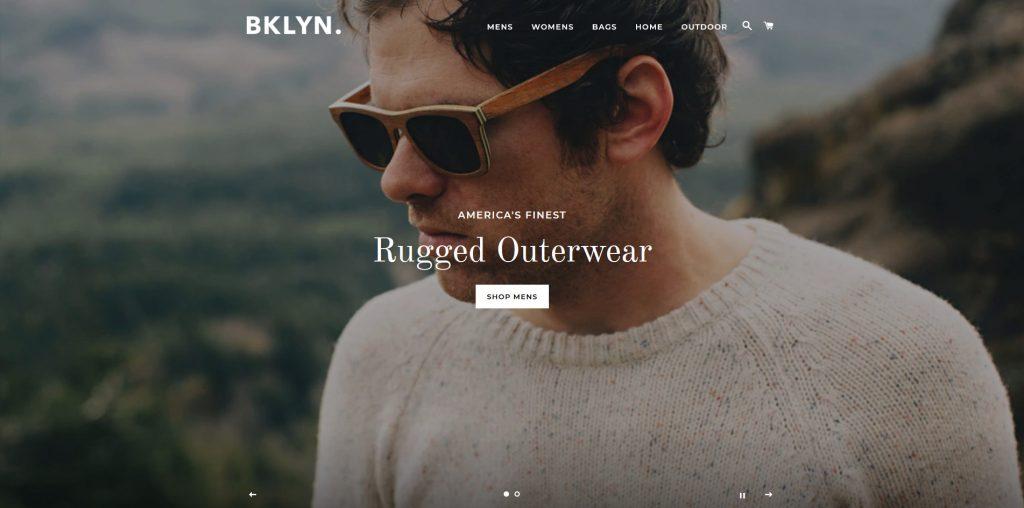 Brooklyn Shopify Theme