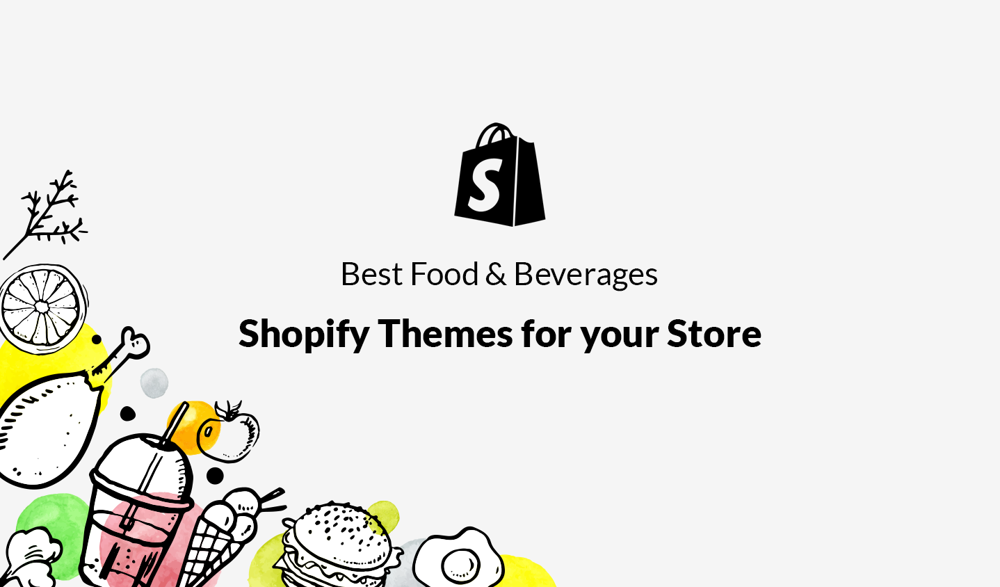 Food & Beverages Shopify Themes