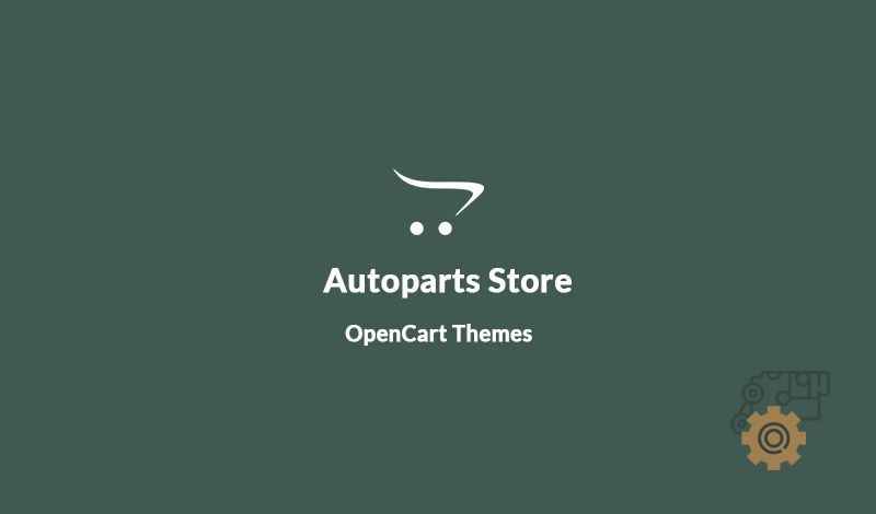 Best Opencart Themes For Autoparts Store