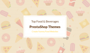 Food & Beverages PrestaShop Themes