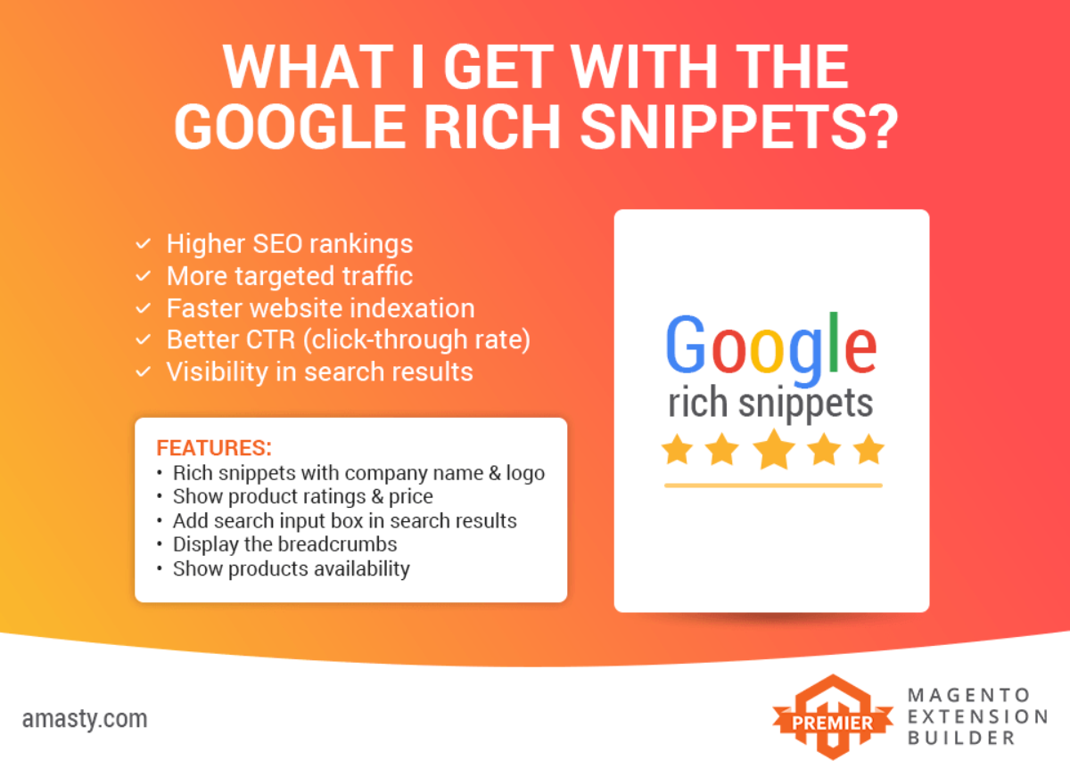 Google Rich Snippets For Magento 2 Magento 2 Extension