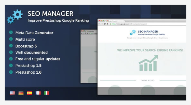 SEO Manager Best Module