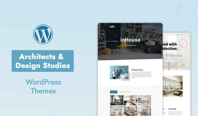 Best Architects Wordpress Themes And Design Studios