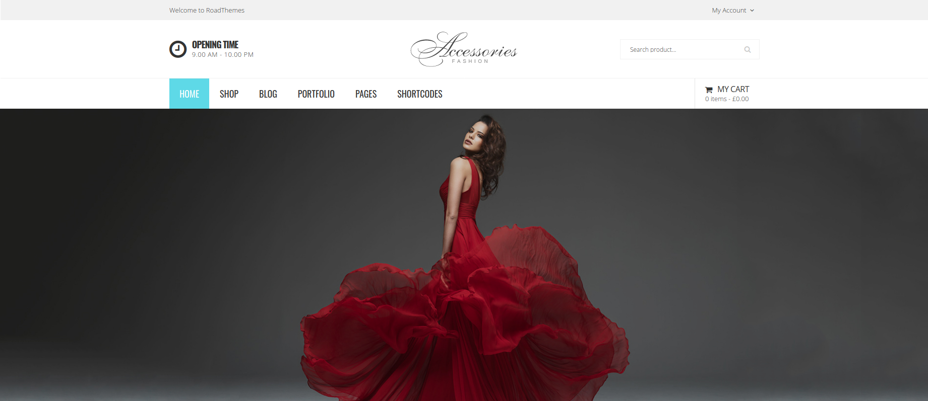 WooAccessories - Accessories WooCommerce Theme