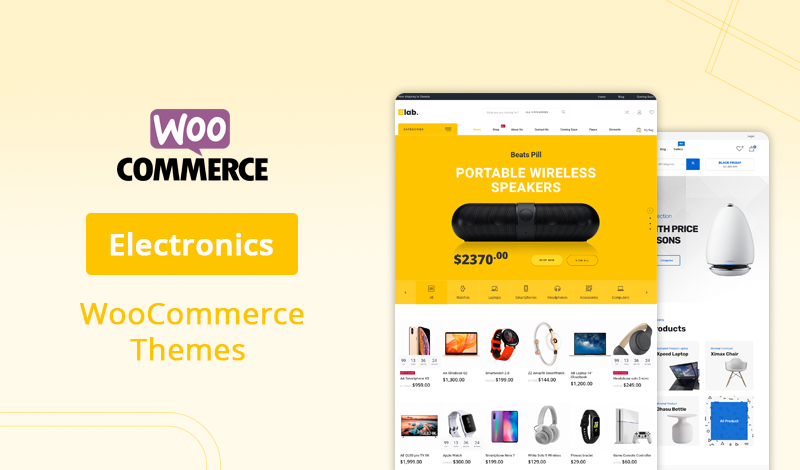 10+ Best Electronics WooCommerce Themes For Your Online Store