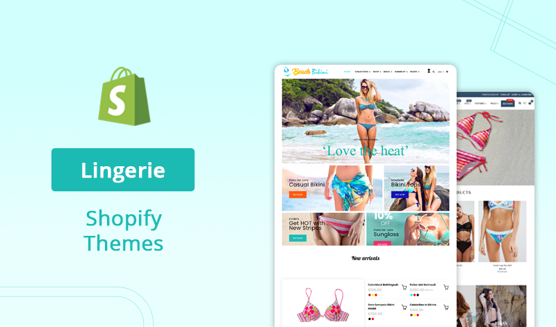 10+ Stunning Professional Lingerie Shopify Themes To Create Ecommerce