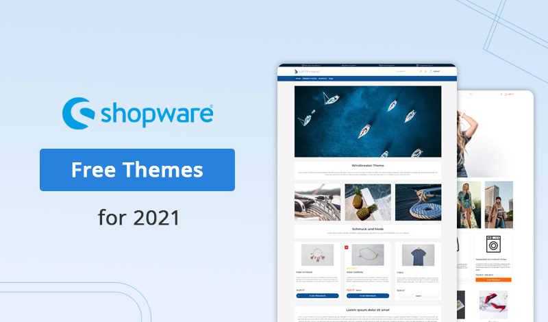 6+ Free Shopware Themes for 2021   Ecommerce Root