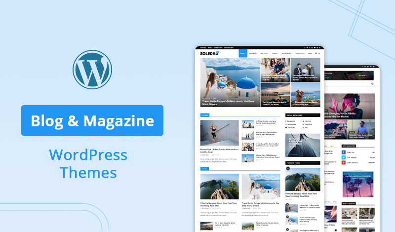 10+ Best Blog & Magazine WordPress Themes To Ecommerce Designs
