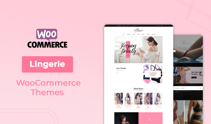 Top 10 Lingerie WooCommerce Themes Best Suitable for Your Ecommerce Store