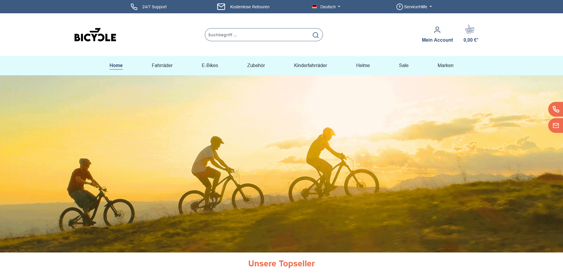 Outdoor Bicycle Theme   Extensively customizable   MEDIAHAUS